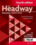 New Headway - Elementary - Teacher's Book (Fourth edition) - Liz Soars, John Soars, Amanda Maris