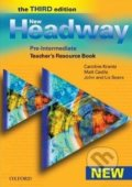 New Headway - Pre-Intermediate - Teacher's Resource Book (The Third Edition) -
