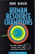 Human Resource Champions - Dave Ulrich