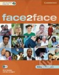 Face2Face - Starter - Student's Book with CD-ROM / Audio CD -