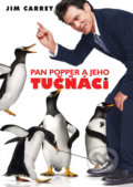 Pan Popper a jeho tučňáci - Mark Waters