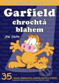 Garfield 35: Garfield chrochtá blahem - Jim Davis