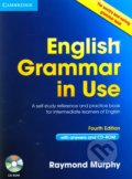 English Grammar in Use (Fourth Edition) + CD-ROM - Raymond Murphy