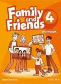 Family and Friends 4 - Workbook -