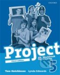 Project 5 - Workbook with CD-ROM -