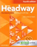 New Headway - Pre-Intermediate - Workbook  with key (Fourth edition) - Liz Soars, John Soars