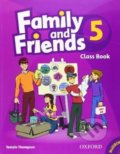 Family and Friends 5 - Classbook - Tamzin Thompson