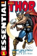 Essential Thor (Volume 1) - Stan Lee, Jack Kirby