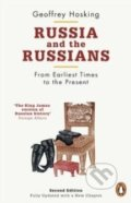 Russia and the Russians - Geoffrey Hosking
