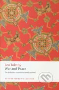 War and Peace - Lev Nikolajevič Tolstoj