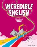 Incredible English - Starter - Course Book - Sarah Phillips