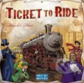 Jízdenky, prosím! USA (Ticket to Ride) - Alan Moon