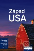 Západ USA - Lonely Planet -