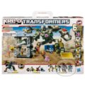 KRE-O TRANSFORMERS DESTRUCTION SITE DEVASTATOR -