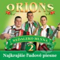 Orions · Nedaleko Mlyna - Orions