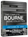 Bourne 1- 4 steelbook - Doug Liman, Tony Gilroy, Paul Greengrass