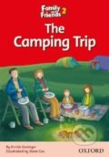 Family and Friends Readers 2: Camping Trip - Kirstie Grainger