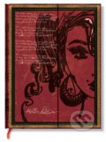Paperblanks - Amy Winehouse, Tears Dry (Ultra, linajkový) -