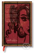 Paperblanks - Amy Winehouse, Tears Dry (Mini, linajkový) -