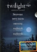 Kolekcia: Twilight sága - Bill Condon, Catherine Hardwicke, Chris Weitz, David Slade