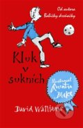 Kluk v sukních - David Walliams