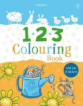 123 Colouring Book - Stacey Lamb