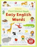 Easy English Words - Felicity Brooks, Francesca Gambatesa