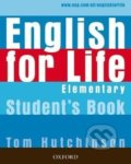 English for Life - Elementary - Student's Book - Tom Hutchinson