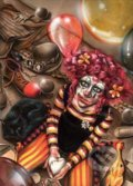 Clown Girl - Scarlet Gothica