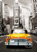 Taxi No1, New York -