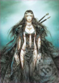 The Daughter of the Moon - Luis Royo