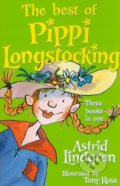 The best of Pippi Longstocking - Astrid Lindgren