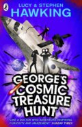 George's Cosmic Treasure Hunt - Lucy Hawking, Stephen Hawking