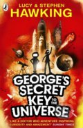 George's Secret Key to the Universe - Lucy Hawking, Stephen Hawking, Garry Parsons (ilustrácie)