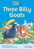 Family and Friends Readers 1: Three Billy Goats -