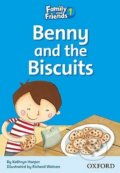 Family and Friends Readers 1: Benny and the Biscuits -