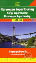 Norwegen Supertouring 1:400 000 -