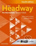 New Headway - Pre-Intermediate - Teacher's Book (Fourth edition) - Amanda Maris, John Soars, Liz Soars