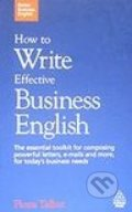 How to Write Effective Business English - Fiona Talbot