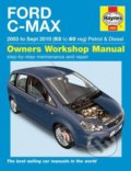 Ford C-Max 2003 to Sept 2010 (53 to 60 reg) Petrol and Diesel - M.R. Storey