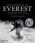 The Conquest of Everest - George Lowe, Huw Lewis-Jones