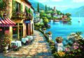 Sung Kim, Overlook Café -