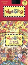 Wee Sing Around The World - Pamela Conn Beall, Susan Hagen Nipp