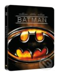 Batman Steelbook - Tim Burton