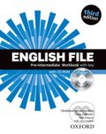 New English File - Pre-Intermediate - Workbook with Key - Clive Oxenden, Christina Latham-Koenig, Paul Seligson