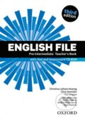 New English File - Pre-Intermediate - Teacher's Book - Christina Latham-Koenig, Clive Oxenden, Paul Seligson