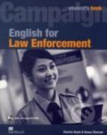 English for Law Enforcement: Student Book -