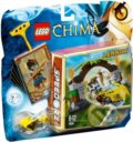 LEGO CHIMA 70104 - Brány do džungle -