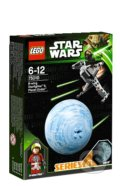 Lego Star Wars 75010 - B-Wing Starfighter a Planet Endor -