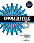 New English File: Pre-Intermediate - Student's Book - Clive Oxenden, Christina Latham-Koenig, Paul Seligson